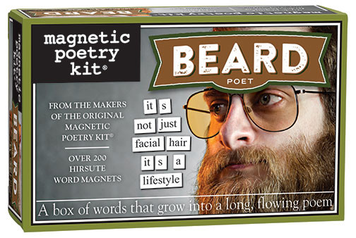beard poet